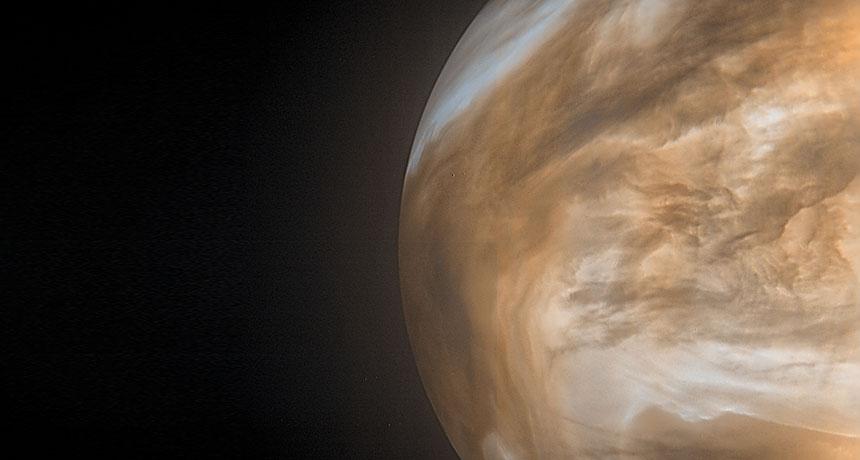 اتمسفر سیاره زهره