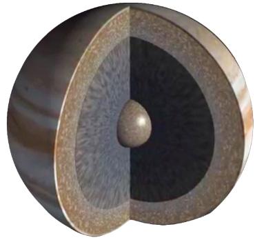 Jovian core