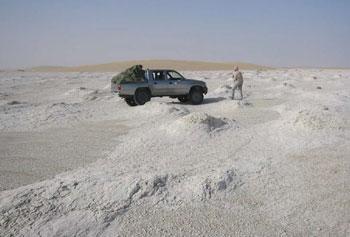 dust truck