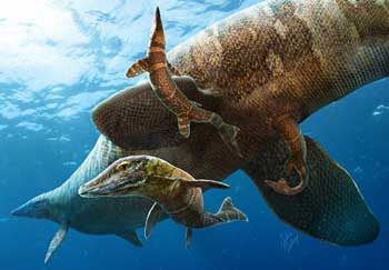 The Real Sea Monsters Science News For Students