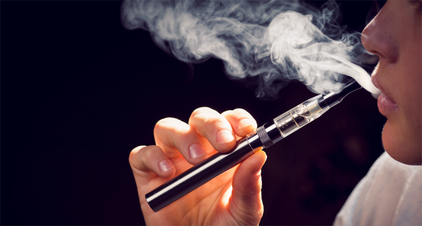 Vaping may stiffen the heart and blood vessels | Science News for ...