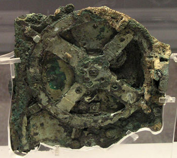 Antihythera mechanism