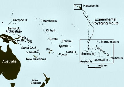 tahiti and hawaii map A Long Haul Science News For Students tahiti and hawaii map