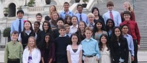 The Broadcom MASTERS 2011 finalists