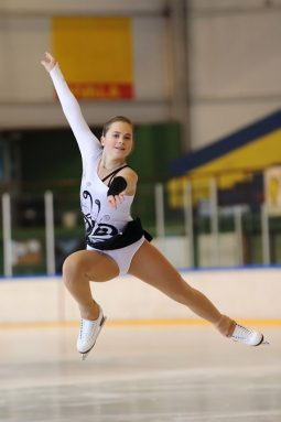 Figure skaters need to perform several times a day. Exposure to different light intensities at specific times — and scheduled naps at particular times — can help athletes peak when they are scheduled to perform. Credit: iStockphoto