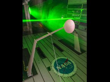 laser wind