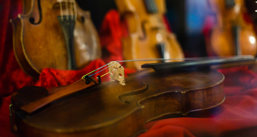 Questions for 'Tests challenge whether centuries-old violins