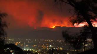 Climate change drove Australian wildfires to extremes