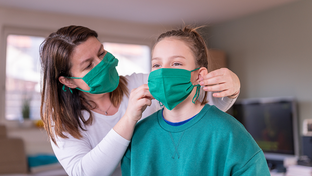Science offers recipes for homemade coronavirus masks | Science News for  Students