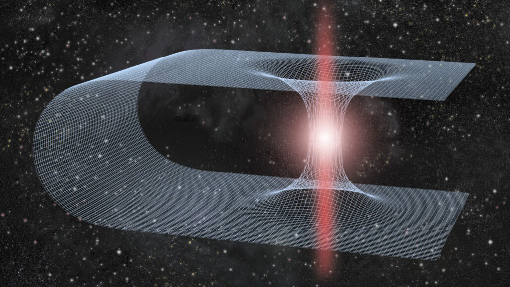 Could ripples in spacetime point to wormholes? 072320_ec_wormhole_feat-1028x579