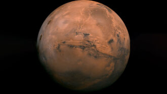 Let's learn about Mars