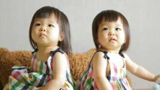 Some identical twins don't have the exact same DNA