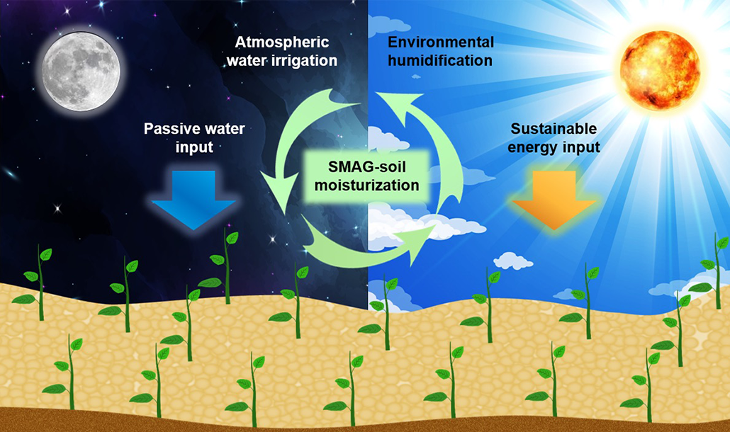 an illustration of a water cycle