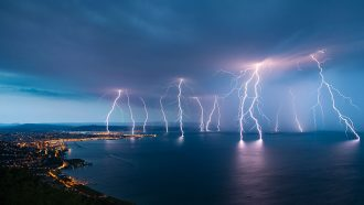Let's learn about lightning